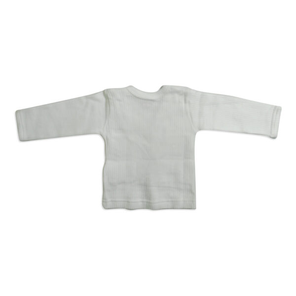 Body Care Warm Thermal Front Open - White-4100