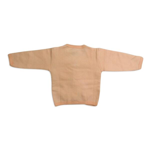 Little Darling Full Sleeves Front Open Vest-4103