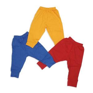 Payjama Set Of 3 - Multicolor-0