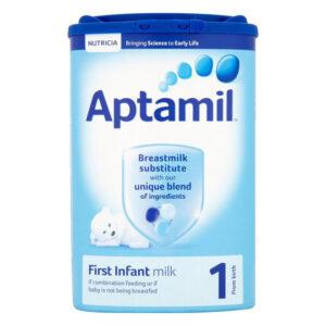 Aptamil 1 First Infant Milk Powder - 800gm (call us)-0