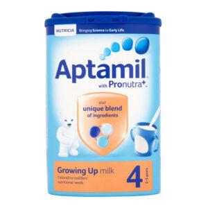 Aptamil 4 Growing Up Milk Powder - 800gm-0