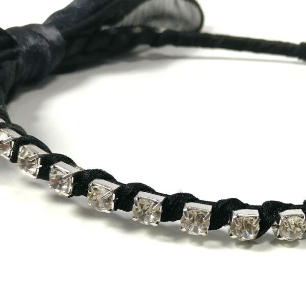 Fancy Diamond Hair Band-4737