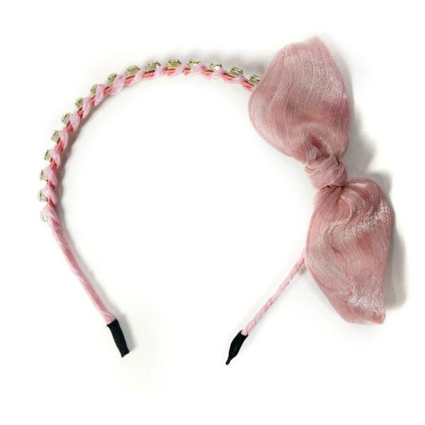 Fancy Diamond Hair Band-4735