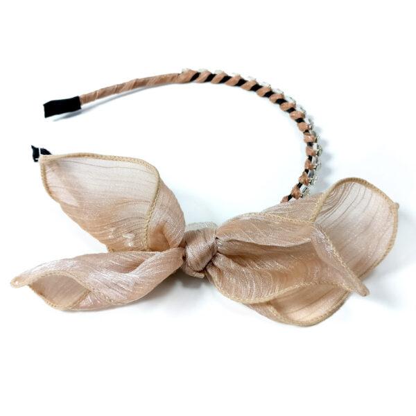 Fancy Diamond Hair Band-4739