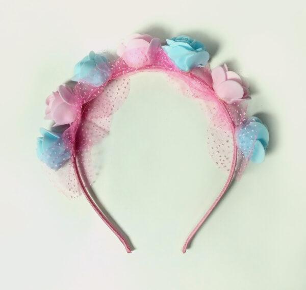 Babys World Flowerer Fancy Hair Band-4716