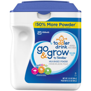 Similac Go & Grow Milk With Iron, Stage 3 - 964 gm-0