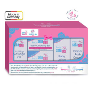 Sebamed Healthy Skin Care Kit - 550 gm-0