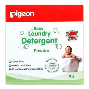 PIGEON BABY LAUNDRY DETERGENT POWDER 1KG-0