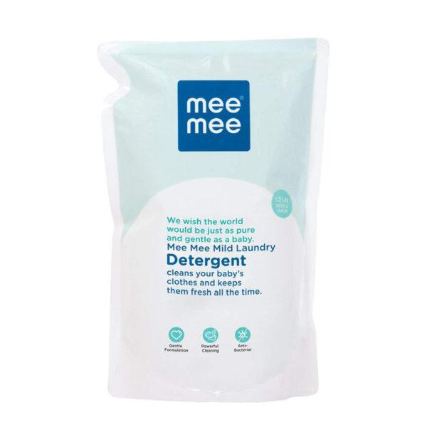Mee Mee Clothing Detergent Refill 1.2 liters -0