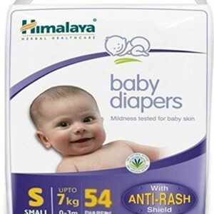 Himalaya Baby Small Size Diapers (54 Count)-0