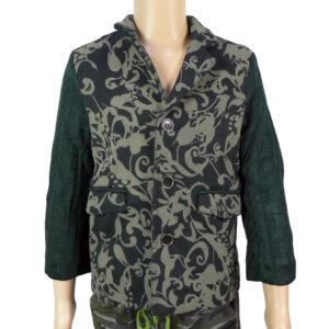 Unisex Winter Wear Casual Coat-0