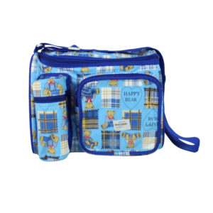 Offspring Outing Mama Shoulder Diaper Bag - Blue-0