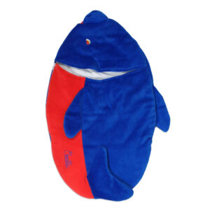Baby Wrappers (Sleeping Bag) - Fish Shape-0