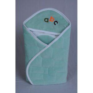 Quick dry sea green wrapper -0