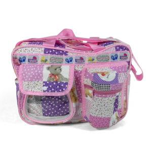 Multi Use Diaper Bag (Mother Bag)-0