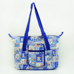 Diaper Bag (Mother Bag) - Blue-0