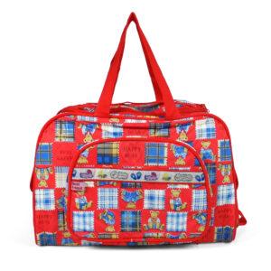 Best Friend Shoulder Mother Bags - Red-0