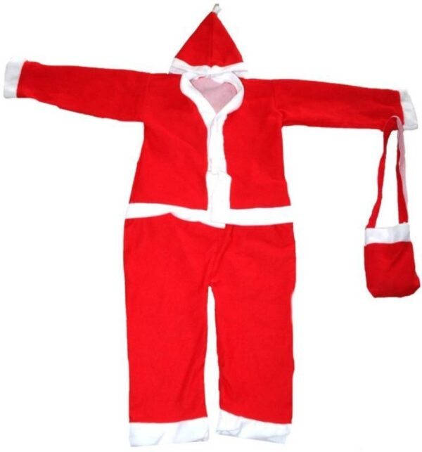 Santa Claus dress for Christmas ( 0 - 8 years)-5056