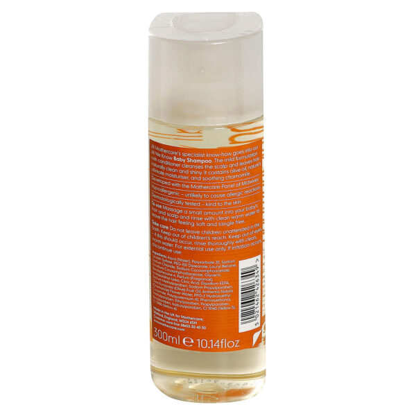Mothercare All We Know Baby Shampoo - 300 ml-5544