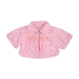 Shrug Warm Pink (Hook)-0