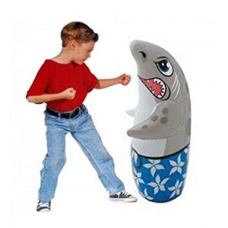Intex Inflatable Bag Hit Me Shark-0