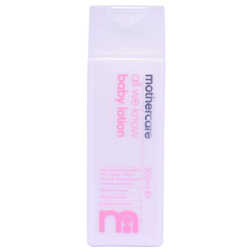 Mothercare All We Know Baby Lotion - 300 ml-0