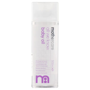 Mothercare All We Know Baby Oil - 300mL-0