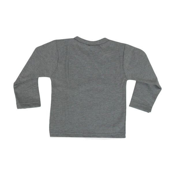 Cucumber Doraemon Print Full Sleeve T-Shirt-5859