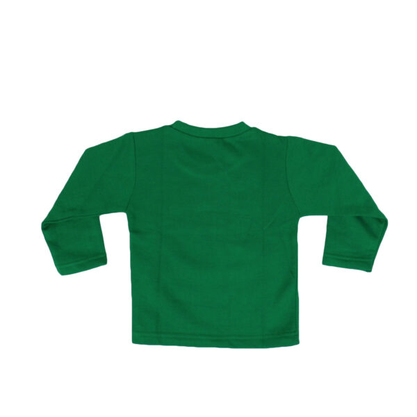 Cucumber Warm Fleece Full Sleeves T-Shirt-5879