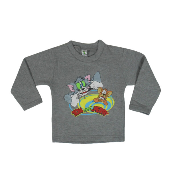 Cucumber Warm Fleece Full Sleeves T-Shirt-0