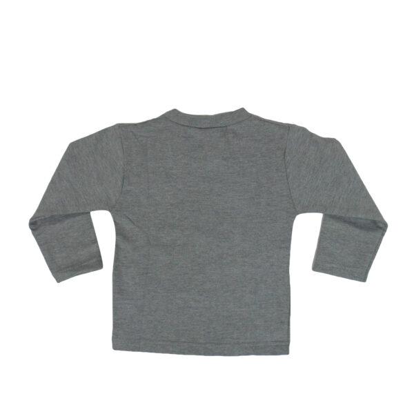 Cucumber Warm Fleece Full Sleeves T-Shirt-5880