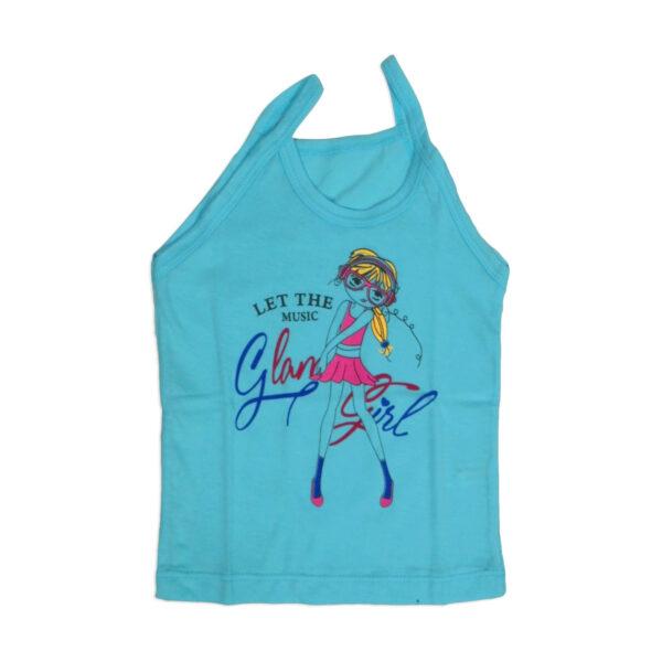 Bodycare Color Vest For Girls Set of 3-6097