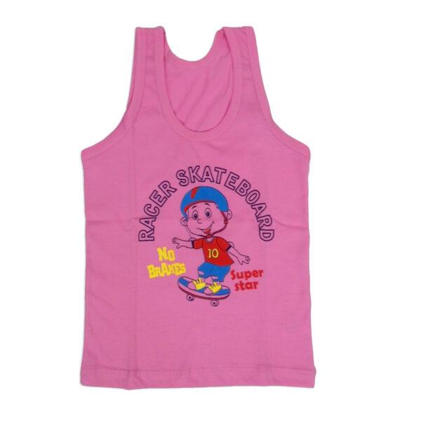 Bodycare Color Vest For Boys Set of 3-6089