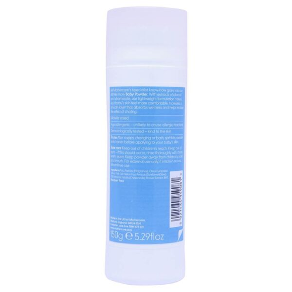 Mothercare All We Know Baby Powder 150g-5545