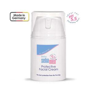 Sebamed Baby Protective Facial Cream - 50 ml-0