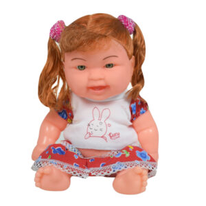 Baby Show-peace & Playing Doll, Golden Hairs-0