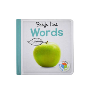 Hinkler Babys First Words Alphabet Learning Book -0