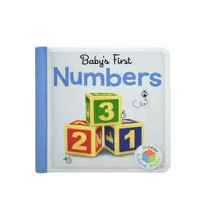 Babys First Number Learning Book-0