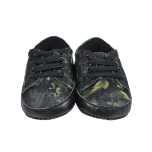 Baby Soft Shoes/Booties - Fauji Color-0