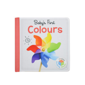 Babys First Colours Learning Book-0