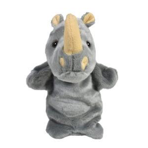 """Babys Word Soft Muppet Plush Toy Gainda 11"""" - Grey-0"""