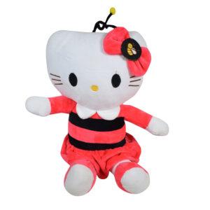 """Hello Kitty Plush Toy (Soft Toy) 20"""" - Peach-0"""
