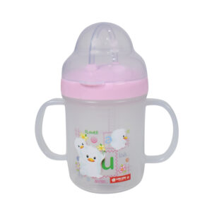 Lion Star Baby Straw Sipper Cup, Training Cup-0