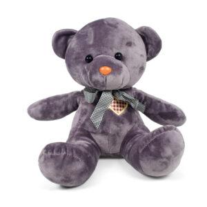 "Very Soft Cute Plush Toy Teddy 11"" (Brown)-0"