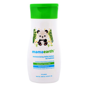 mamaearth Daily Moisturizing Lotion For Babies - 200 ml-0