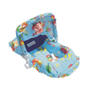Steelcraft Baby Carry Cot - Blue-0