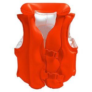 INTEX Tropical Buddies Swim Vest Life Jacket (3-5 Yrs)-0