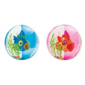 Intex Aquarium Beach Ball - Multi Color-0
