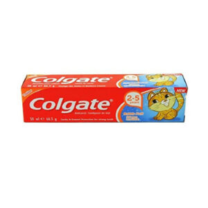 Colgate Toddler Bubble Fruit Toothpaste 2-5 Years 50ml-0