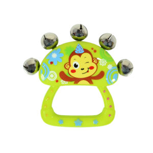 Huile Orff Music Hand-bell Green - 3M+-0